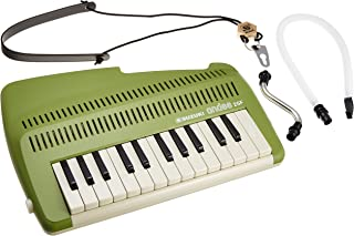 Suzuki A-25F 25-Key Andes Recorder-Keyboard with Mouthpiece and Strap photo