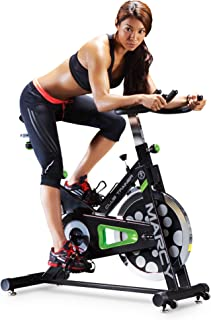 Marcy Club Revolution Bike Cycle Trainer for Cardio Exercise