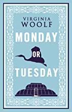 Monday or Tuesday : 1921 short story collection