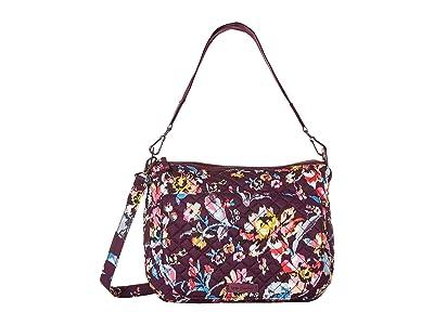 Vera Bradley Carson Shoulder Bag (Indiana Rose) Shoulder Handbags
