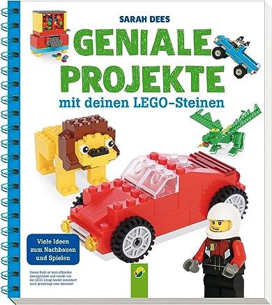 Geniale Projekte it deinen LEGOSteinen Viele Ideen zu Nachbauen und Spielen by Dees