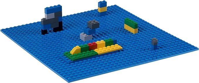 LEGO SERIES BLACK BASE STAND .TEN BASES