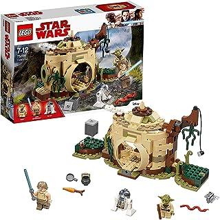 LEGO Star Wars - Cabaña de Yoda (75208)