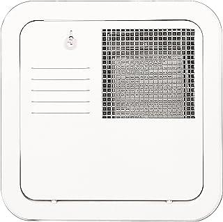 Suburban 6255APW Flush Mount 6 Gallon Water Heater Door - Polar White