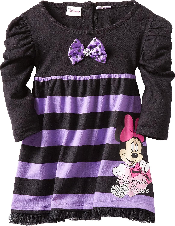 Minnie Mouse Dress LONG SLEEVE