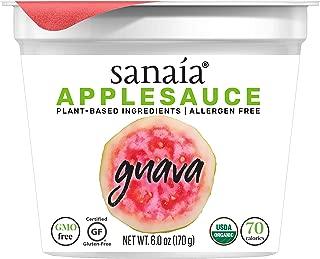 sanaia applesauce ingredients