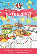 Quick & Easy Recipes for a Gathering (Everyday Cookbook Collection)