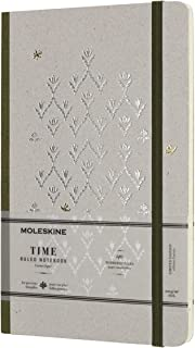 Moleskine Limited Collection Time Notebook , Hard Cover, Large (5