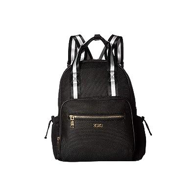 XOXO Sporty Mesh Backpack (Black) Backpack Bags