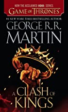 Cover image of A Clash of Kings by George R. R. Martin