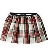 Polo Ralph Lauren Kids Plaid Skirt (Toddler)