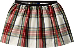 Polo Ralph Lauren Kids - Plaid Skirt (Toddler)