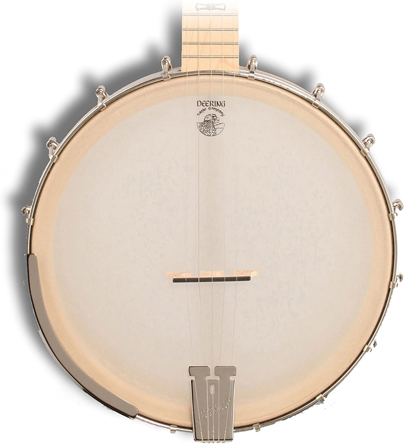 Deering A surprise price is realized Goodtime Americana Banjo Max 70% OFF In. Rim 12