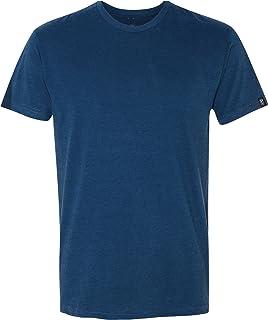 EXIT 26 Men's Premium Ultra Soft Sueded Jersey Crewneck Plain and Heather T-Shirts
