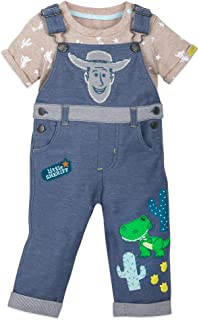 Disney Toy Story Dungaree Set for Baby Multi 6-9 MO Multi 440411652229