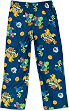 Super Mario Boy's Flannel Lounge Pajama Pants (Little Kid/Big Kid)
