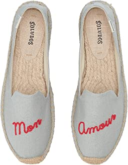 Mon Amour Smoking Slipper