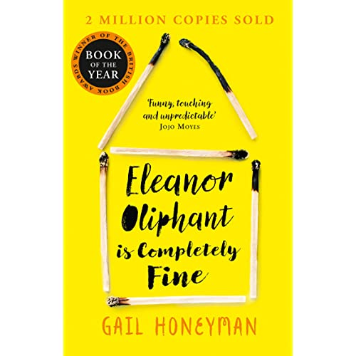 Eleanor Oliphant is Completely Fine: Debut Sunday Times