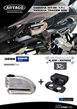 Soporte para GPS con Bola RAM Yamaha MT-09 Tracer 15-17