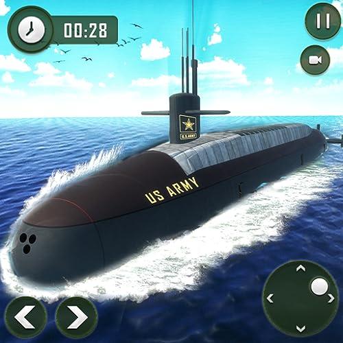 US Army Transporter U-Boot-Fahrspiele