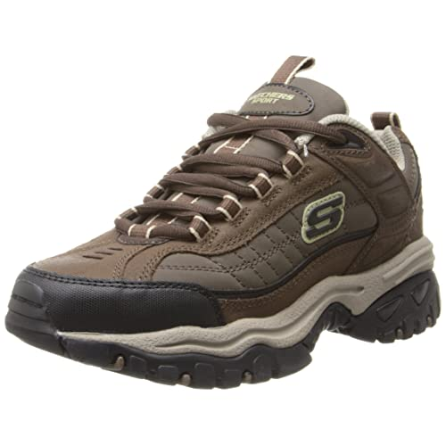 Skechers Sport Mens Energy Downforce Lace-Up Sneaker