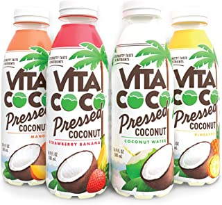 Sponsored Ad - Vita Coco Coconut Water, Pressed Sampler Pack | More