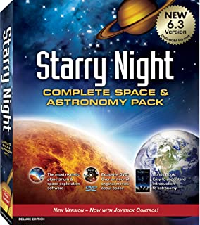 Starry Night Complete Space & Astronomy Pack [Old Version]