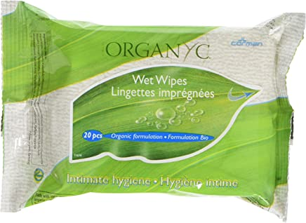 Organ(y) c Intimate Wet Wipes