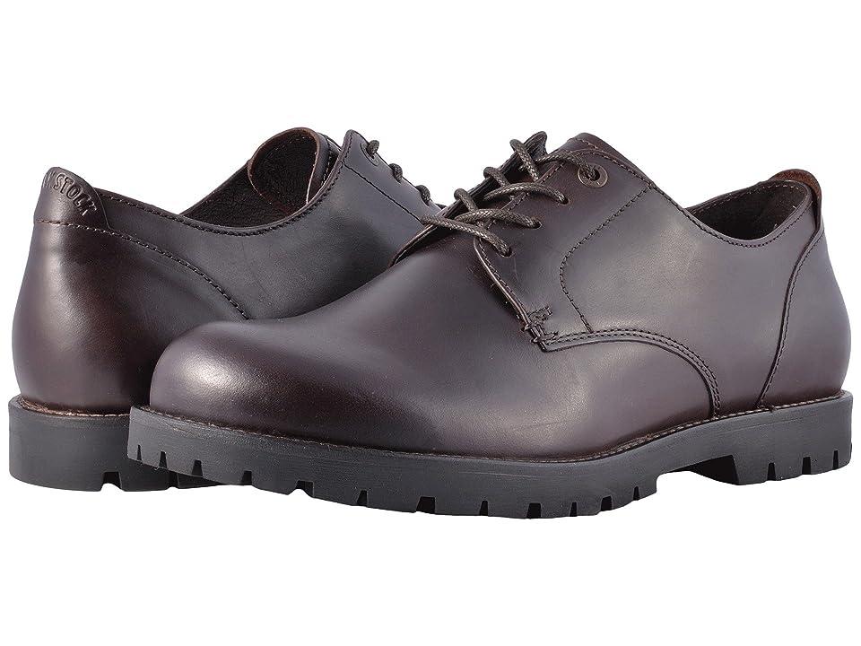 Birkenstock Gilford (Brown Leather) Men