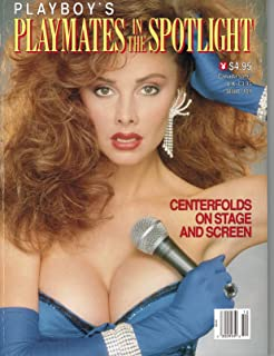 Playboy's Playmates In The Spotlight Press 1989