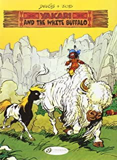 Yakari 2 - Yakari and the White Buffalo