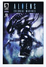 2012 SDCC Exclusive Aliens Colonial Marines No Man Left Behind Promo Comic Book