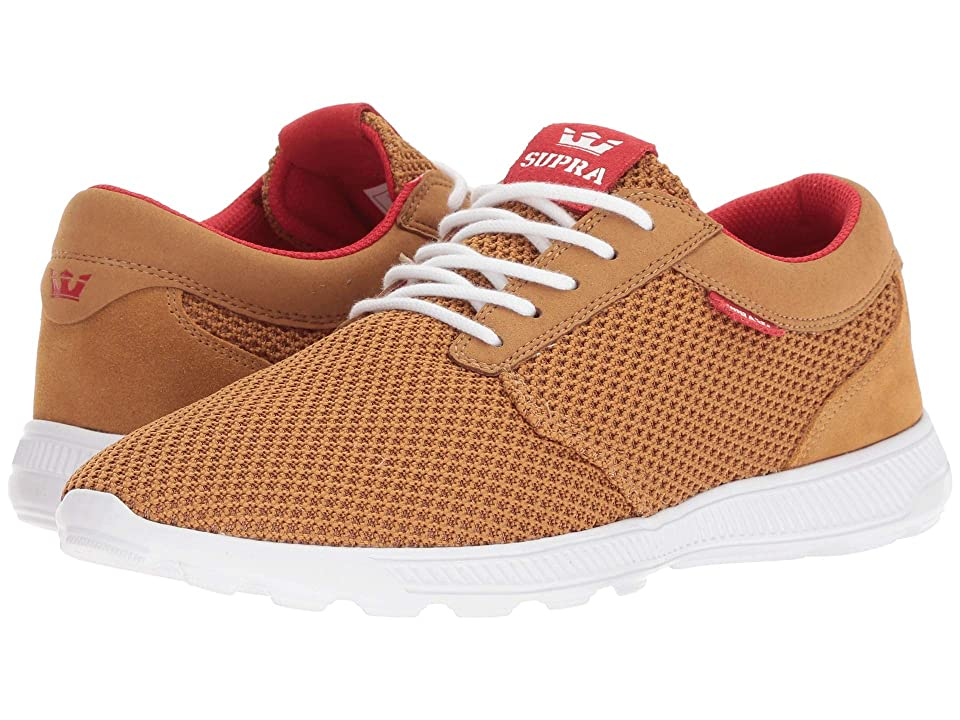 Supra Hammer Run (Tan/Risk Red/White) Men