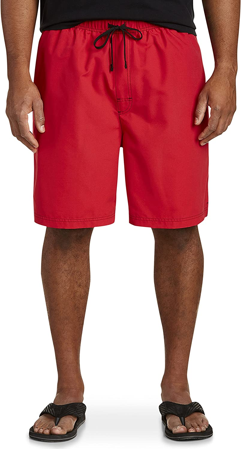 Harbor Bay by DXL Big and Tall Swim Trunks