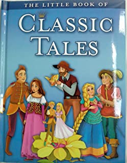 The Little Book of Classic Tales Padded Hardcover Book