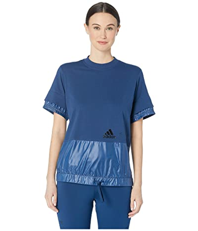 adidas by Stella McCartney Crew Tee DT9316 (Mystery Blue) Women