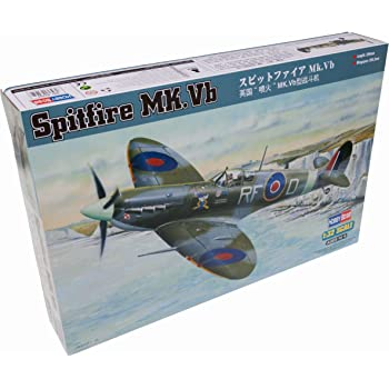 Hobbyboss 1:72 embalaje original 80213 kit Spitfire Mk VB//Mintrop