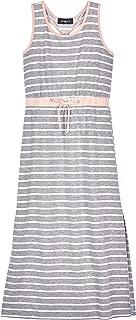 Amy Byer Big Busy Girl Sleeveless Knit Maxi Dress