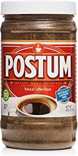 Postum Natural Coffee Flavor Instant Warm Beverage 8 Oz., Pack of 1