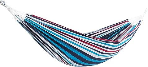 Vivere BRAZ212 Cotton Double Denim Brazilian Hammock-Multi-Colour