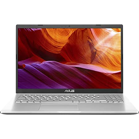 "ASUS Laptop A509JA-EJ124T, Notebook con Monitor 15,6"" FHD Anti-Glare, Intel Core i3-1005G1, RAM 8GB DDR4, 256GB SSD PCIE, Windows 10 Home, Argento"