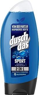 2-w-1 żel pod prysznic i szampon sportowy o sportowym świeżym zapachu, testowany dermatologicznie 6 x 250 ml
