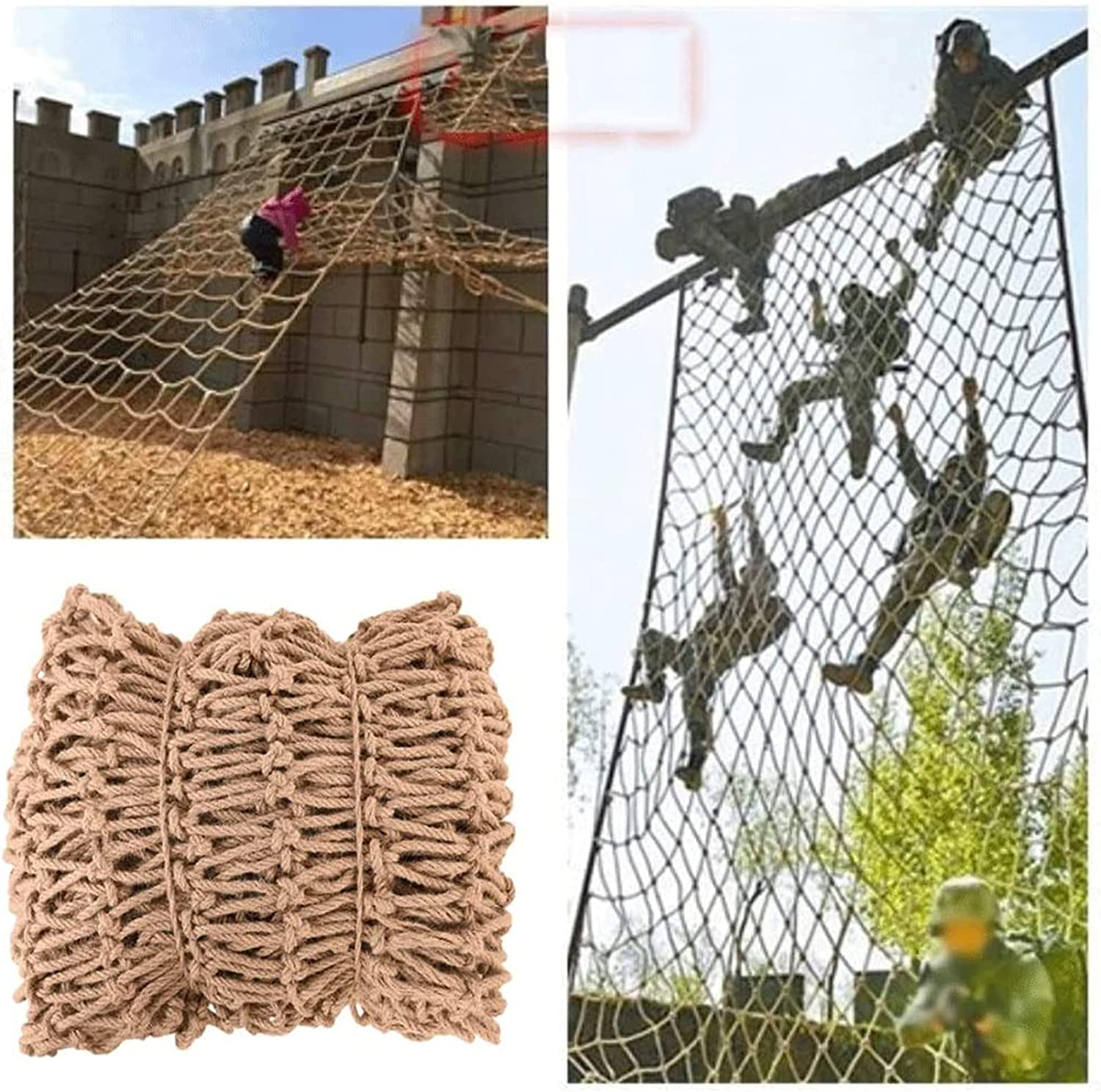 BNMY Climbing Net for Max 47% OFF Kids Fence Child Elegant Swing Netting Safety