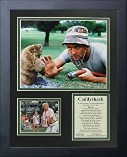 Legends Never Die Caddyshack Framed Photo Collage, 11x14-Inch