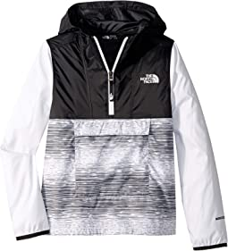TNF White/Distressed Stripe Print