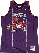 Mitchell & Ness Tracy McGrady Toronto Raptors Black Throwback Swingman Jersey
