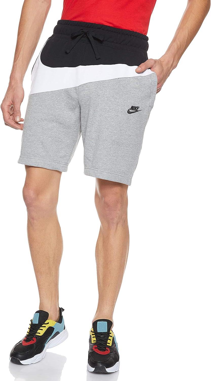 新生活 Nike Mens Sportswear HBR Short FT AR3161-091 Dk STMT Grey 返品交換不可 Heath
