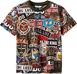 D&G Army T-Shirt (Little Kids)