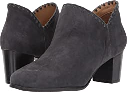 Charcoal Suede