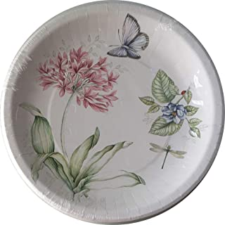Best lenox butterfly meadow paper plates Reviews